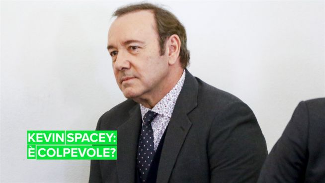 Kevin Spacey: colpevole o innocente?
