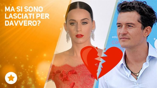 Katy Perry e Orlando Bloom, chi ha lasciato chi?