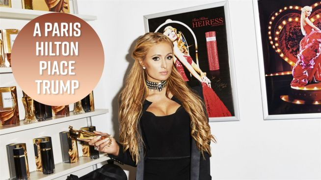 Paris Hilton difende Trump
