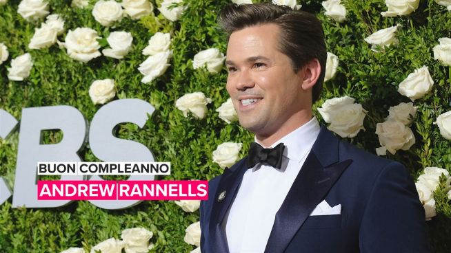 Buon compleanno Andrew Rannells